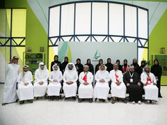 The Visit of Buraimi University College Delegation to NAMA Centre